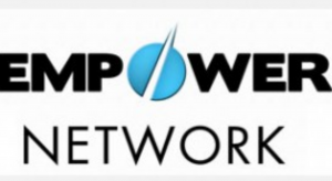 a view of the empower network logo