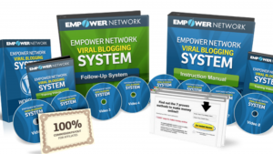 a view of all the included membership tools of the empower network