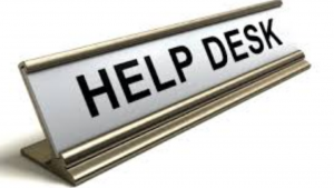 a picture of help and training , Help desk - Overeem Buro voor Bouwtechniek