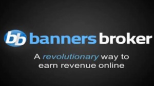 A picture that says Banners Broker