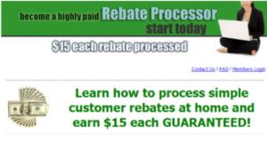 a picture of Rebate Processor Jobs