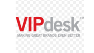 A picture that reads, VIP desk, making great brands even better
