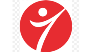 Red and white Nspire Network logo