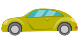 a cartoon picture of a car