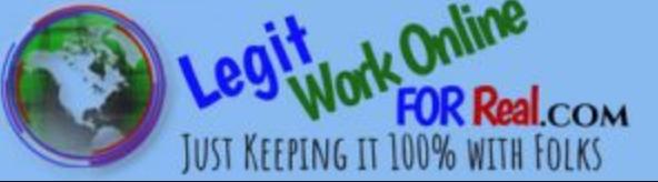 Legit Work Online