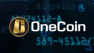 A screen shot picture of OneCoin logo
