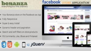 facebook bonanza website